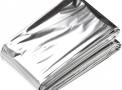 manta térmica aluminizada 2,10x1,40 resgatesp ref. m138