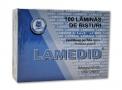 lâmina bisturi inox lamedid 22 c/100