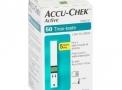 accu-chek active com 50 tiras reagentes