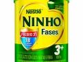 Ninho 3+ Fases Lata 800g