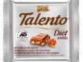 Chocolate Garoto Talento Diet Chocolate Talento Diet Garoto Avelã para Dietas com Ingestão Controlada de Açúcares 25g