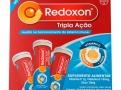 Redoxon Tripla Ação 30 Comprimidos Efervescentes Sabor Laranja