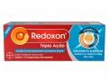 Redoxon Tripla Ação 10 Comprimidos Efervescentes Sabor Laranja