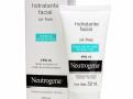 Hidratante Facial Neutrogena Oil Free FPS 15 50ml