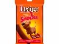 Quatree Snacks Bifinho Sabor Carne 60g