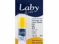 Protetor Solar Labial Laby Manteiga de Cacau Líquida FPS 15 Roll-on com 10ml