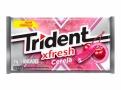 Chiclete Trident Fresh Cereja Ice 8g com 5 Unidades de 8g Cada