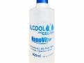 Álcool em Gel 70% Nanovit 500ml