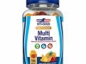 Multi Vitamin Gummies VitGold com 100 Gomas