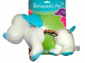 Brinquedo Veterinário Cachorro Azul Mais Dog Batiki Pelúcia