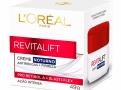 Revitalift L'oréal Dermo Expertise Creme Antirrugas Noturno com 49g