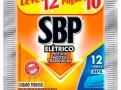 Repelente SBP Elétrico Pastilha 12 Horas Refil Leve 12 Pague 10