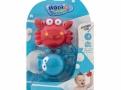 Animais do Mar no Banho Girotondo Baby Modelos Sortidos +6 Meses com 2 Unidades
