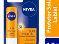 Protetor Solar Labial Nivea Sun Protect FPS 30 Stick 4,8g