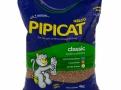Areia Higiênica Pipicat Classic para Gato com 4kg