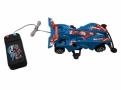 Carro de Controle Remoto com Fio Avengers Etitoys Marvel