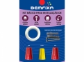 Kit Básico para Instalação Elétrica Bemfixa