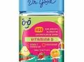 Vitamina D Dr. Good Kids Sabor Tutti-Frutti 30 Gomas