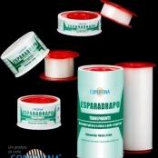 Esparadrapo Transparente - COPERTINA