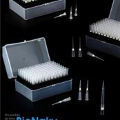 Ponteira PCR com filtro tipo Gilson em rack estéril - BIONAKY