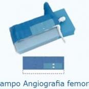 Campo Angiografia femoral