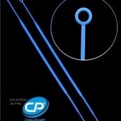 Alça 10ul descartável estéril (LOOP) - CRALPLAST
