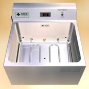 Banho Maria Para Descongelamento de Leite Humano Abm - 45  Mesa de Cabeceira Com Mesa de Refeições Acoplada Bkmc 003