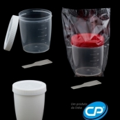 Coletor 70ml -  CRALPLAST