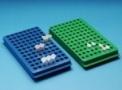 Estante Dupla Face Diversas Cores Capacidade 96 tubos