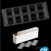 Lâmina para Contagem de Sedimentos Urinários - CRALPLAST