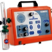 Ventilador Portátil para Oxigenoterapia