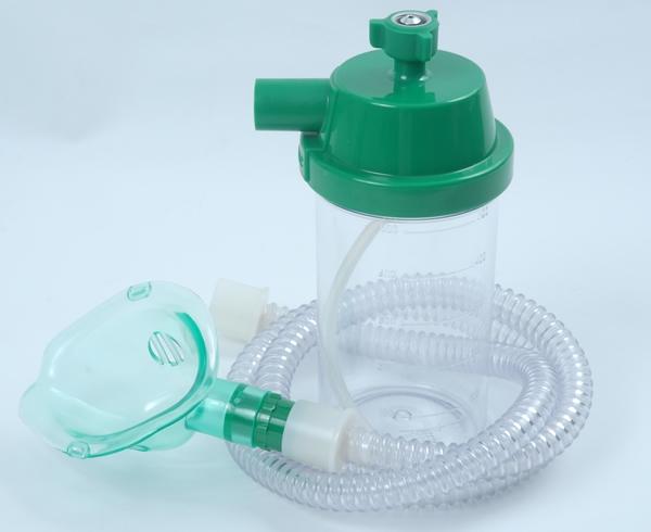 Conjunto para Nebulização Contínua