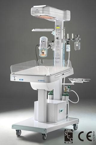 Berço Matrix SC Berço aquecido com servo controle e sistema de calor irradiante