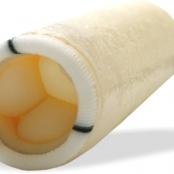 Enxerto Arterial Tubular Orgânico tubo Valvulado 300 Liso