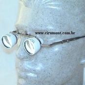 Lupa Binocular Tipo Óculos