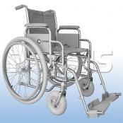 Cadeira de Rodas Comfort MODELOS: LY-8A250SF,  LY-8J250SF