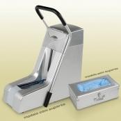 Aplicador Automático de Sapatilha Descartável - Propé Mágico