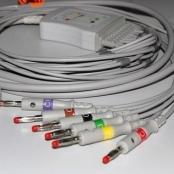 Cabo Eletrocardiógrafo Philips / HP (...)