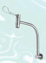 Torneira Profissional Parede 205X210 Aço Inox 304 - CÓDIGO: 566012