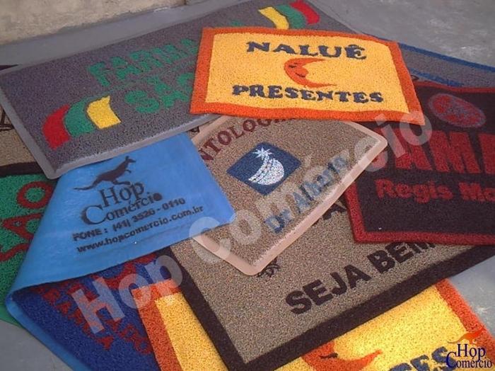 Hop Comercio Tapetes Capachos Personalizados