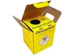 COLETOR DE MAT.PERF. 07,0 L SHARP BOX