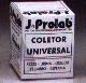 COLETOR UNIVERSAL 80 ML-EM CAIXINHA