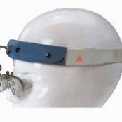 LUPA BINOCULAR C/CAPACETE HR 2,5X/420MM