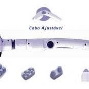 MASSAGEADOR SUPER C/INFRAVERMELHO 110V