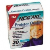 PROTETOR OCULAR OPTICLUDE INFANTIL C/20