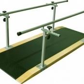 Barra Paralela Simples 2m - Aço Pintado