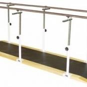 Barra Paralela Simples 3m - Aço Pintado