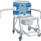 Cadeira de Banho com Braço Escamoteável – Duralife