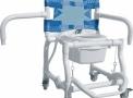 imagem de Cadeira de Banho com Braço Escamoteável – Duralife