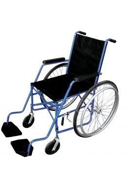 Cadeira de Rodas Adulto Dobrável